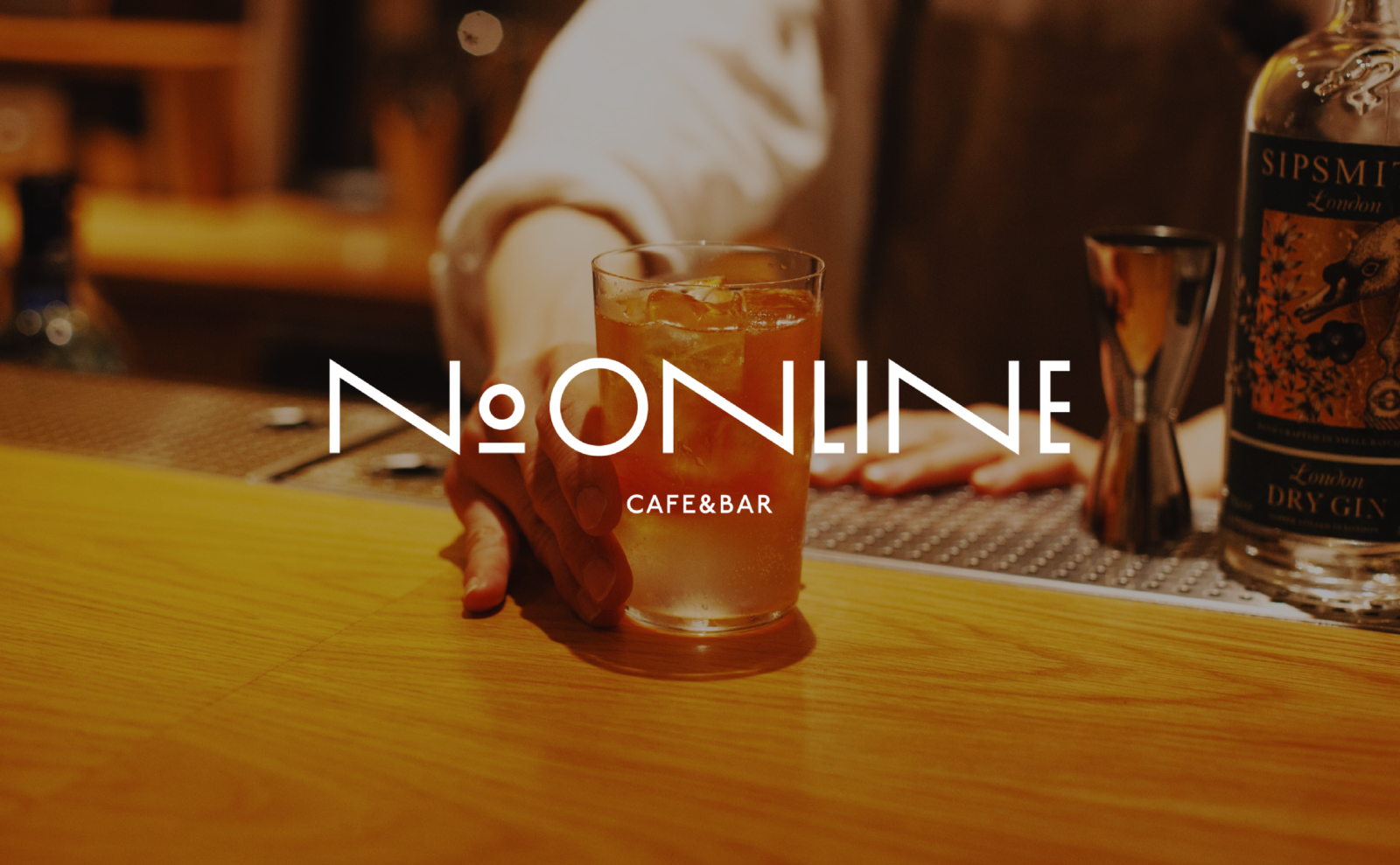 No.ONLINE CAFE&BAR__-11